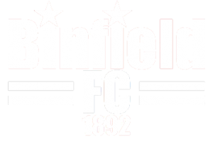 Binfield Football Club badge.