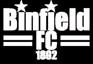 Binfield Football Club badge.