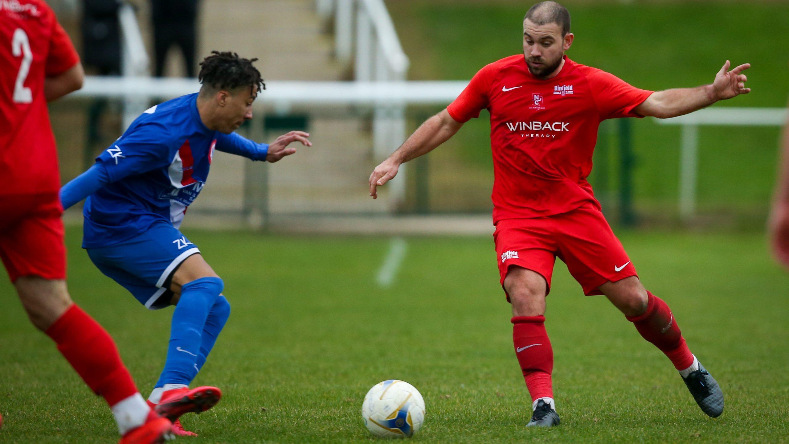 Binfield vs Fairford Town